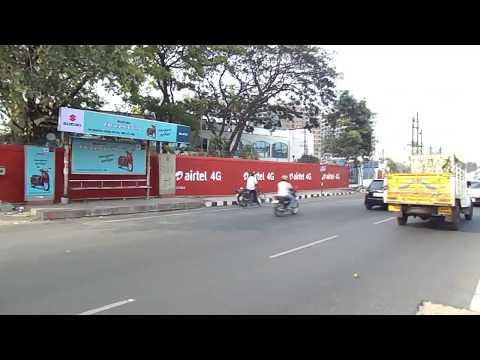 Suzuki Bus Shelter Advertising Coimbatore