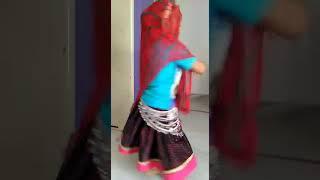 Child funny dance