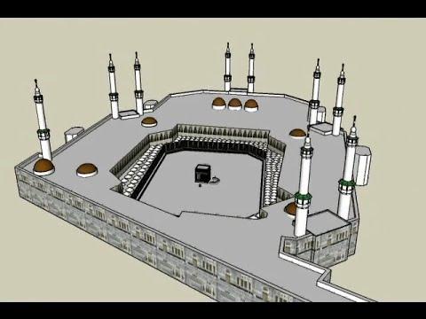 Performing Hajj (28 of 28): 3D tour of Makkah