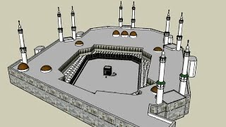 Performing Hajj (28 of 28): 3D tour of Makkah