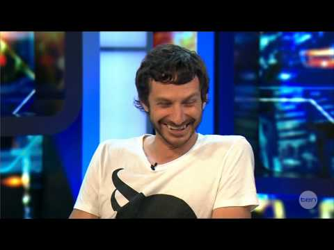 Gotye Interview | The Project | 06.01.2015