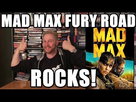 MAD MAX: FURY ROAD ROCKS! -Happy Console Gamer