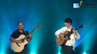 Ebon Coast - Andy Mckee & Sungha Jung Duet