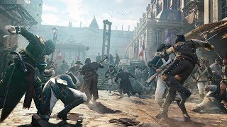 ⚔ Assassin's Creed: Unity \ Xbox One X Gameplay