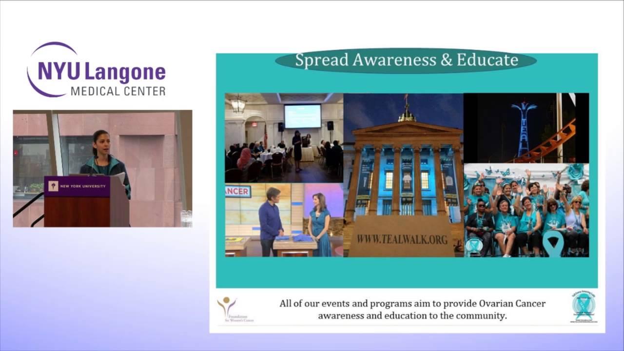 NYU Langone Ovarian Cancer Survivors Course: T E A L