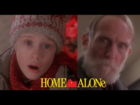 Home Alone  Kevin is Old Man Marley?