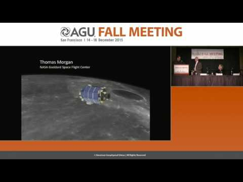 FM15 Press Conference   Fluctuations within the lunar dust cloud Results from NASA's LADEE mission