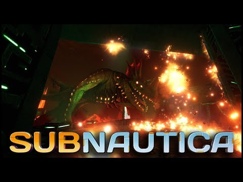 Subnautica #35 - Guardian at the Gate