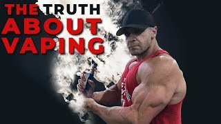 The Truth About VAPING | Tiger Fitness