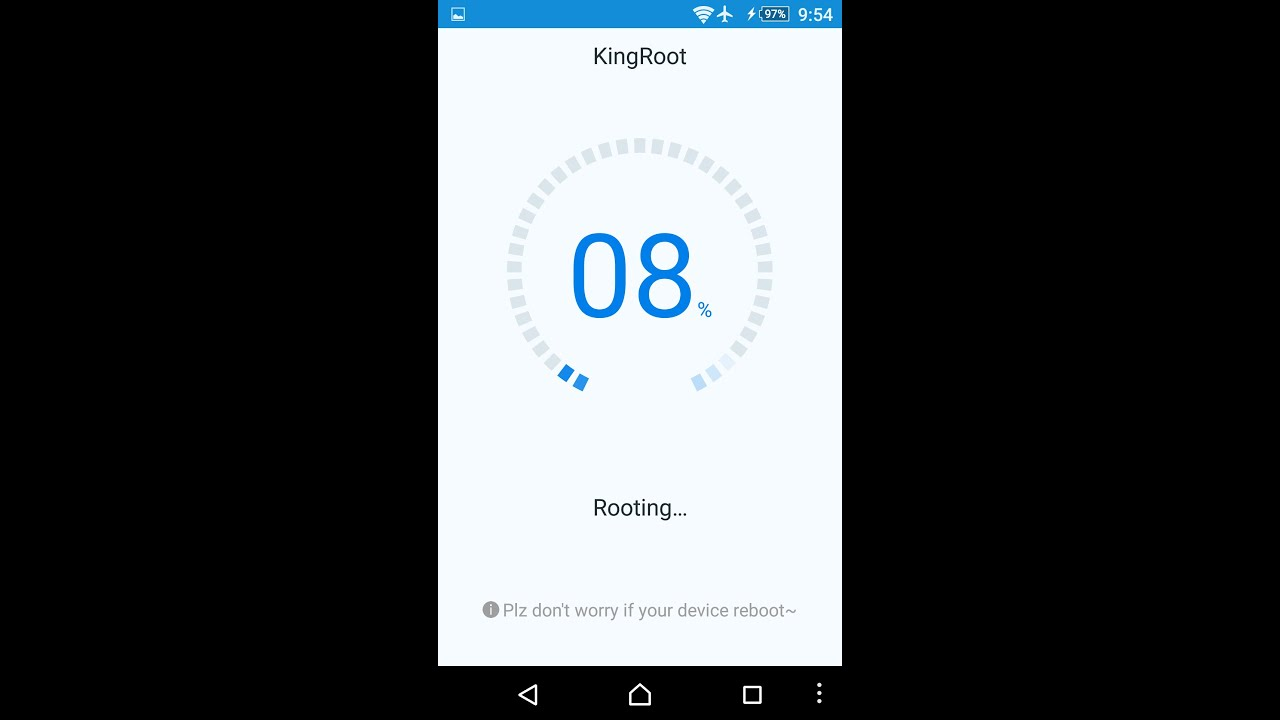 Easy Root Unroot Your Android Not Need PC With KingRoot APK XDA In 5 Minutes