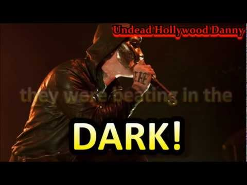 Hollywood Undead - We Are Lyrics FULL HD ( with OLD MASKS )