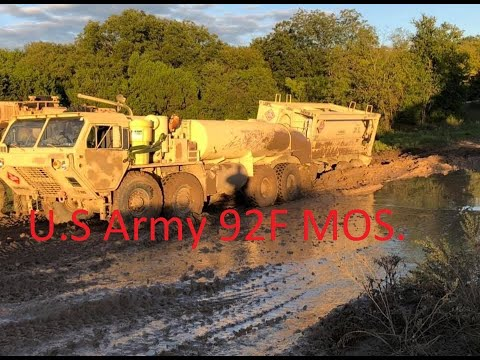 Full Overview Of The Army 92F MOS