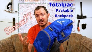 Totalpac Packable Backpack Review