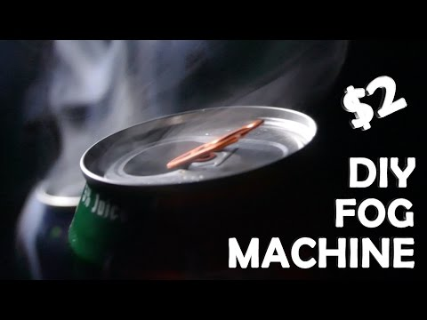 diy smoke test machine