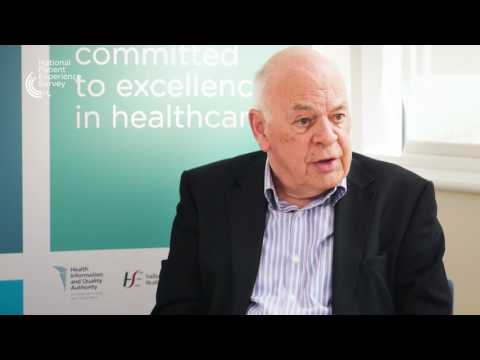 Brian Place - Patient council member, Saolta hospital group