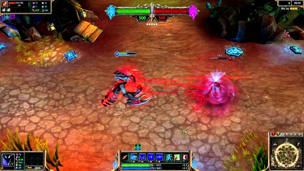 Full - Eternum Nocturne League of Legends Skin Spotlight - YouTube