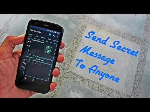 Send Secret Message - Text Converter Encoder Decoder Stylish Text