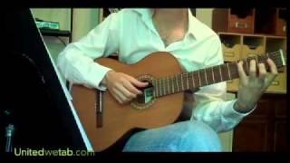 Mason Williams - Classical Gas Guitar Lesson