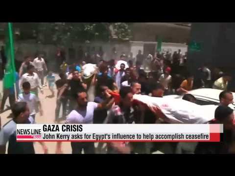 Obama ready to broker ceasefire in Gaza