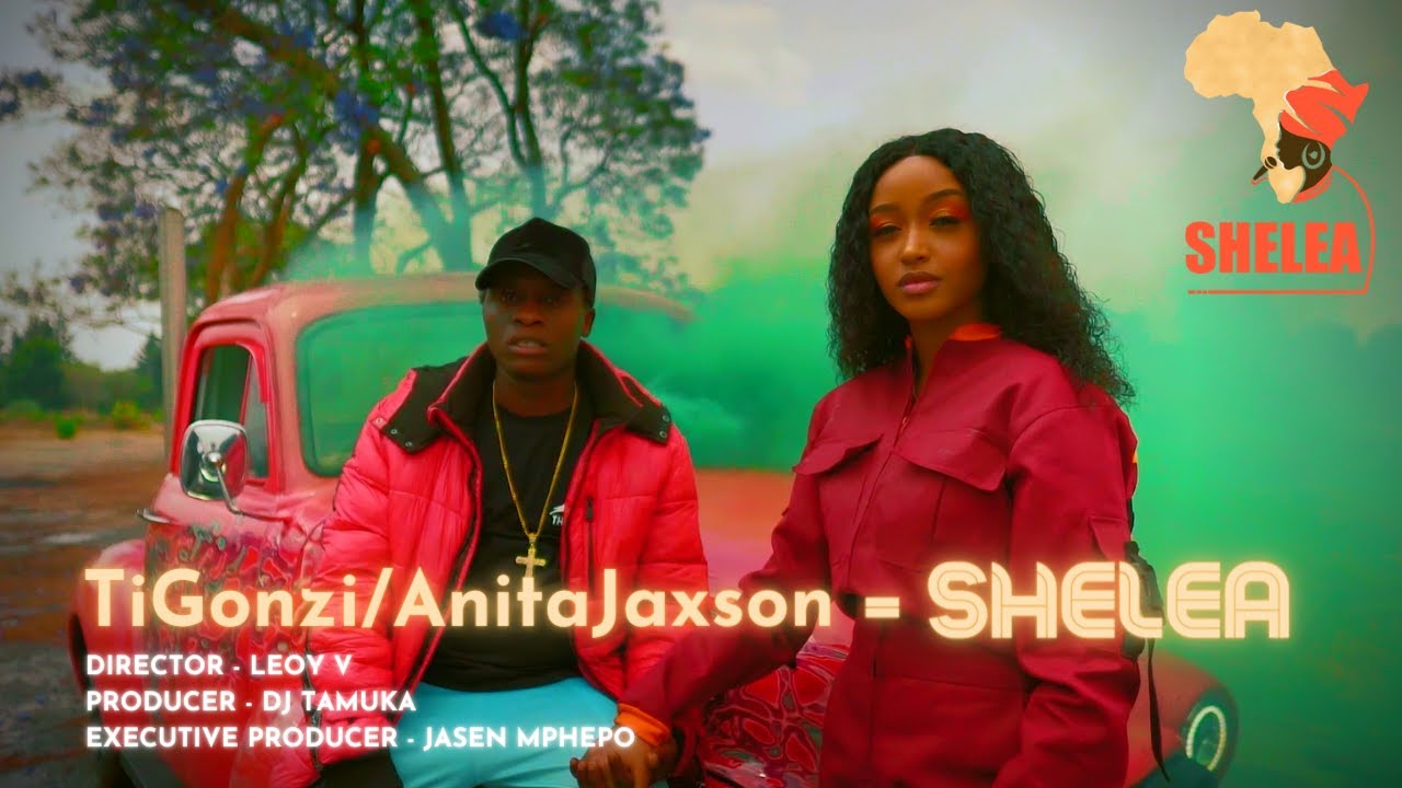 Anita Jaxson + Ti Gonzi - Shelea (Official Music Video) Dir By Leoy V 2020