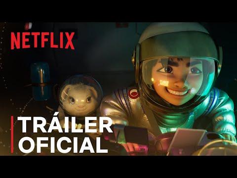 Más allá de la Luna (en ESPAÑOL)   Tráiler oficial 1   Una producción de Netflix y Pearl Studio