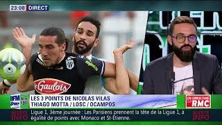 After Foot du dimanche - 20/08 – Partie 1/3 - Débrief du match PSG/Toulouse (6-2)