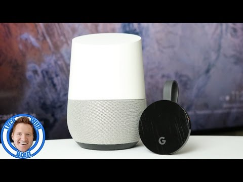Control Chromecast With Google Home  YouTube, Netflix, Music, Google Photos