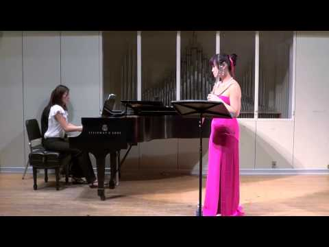 Cleo Leung: Sonata in A major M. 8, César Franck