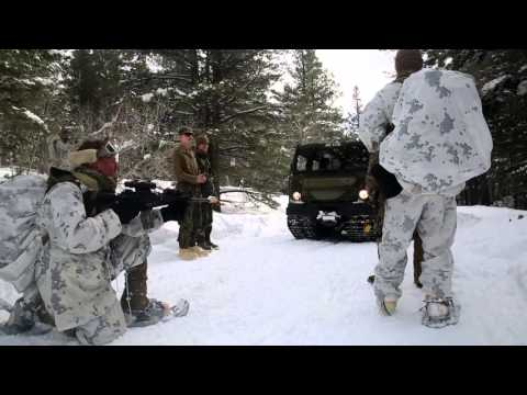 II MEF Marines prepare for Cold Response 16
