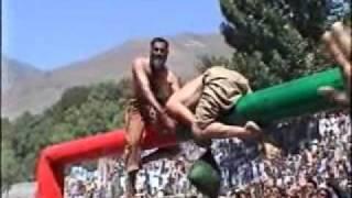 Jashn e Chitral 2002 Traditional Games