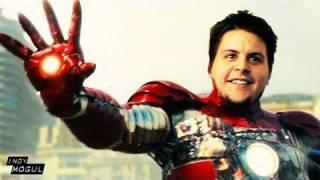 Iron Man 2 Toast Maker HD Short Film : Original Short