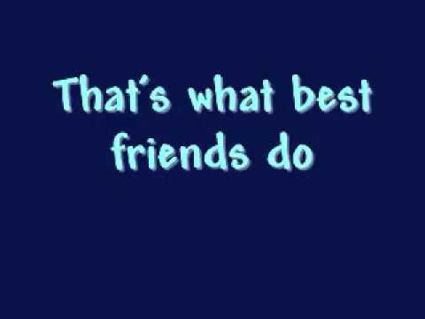 Arti Best Friend Forever Song