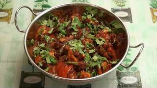 Chicken Phal Recipe - Titli Open Curry University Unit 8  (hd)