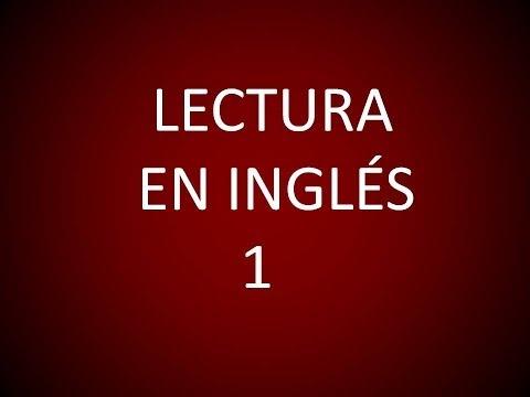 Inglés Americano - Lección 9 - Lectura 1