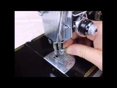 Needle Clamp Thread Guide Replacement YouTube Adorable How To Replace Needle On Sewing Machine