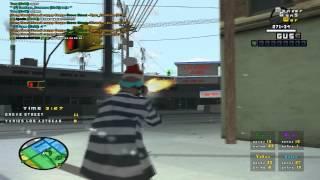 Capture [Monster Gang War]
