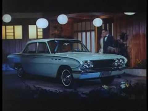1961 GM Cars And Futuristic Frigidaire Kitchen -Set To Dance