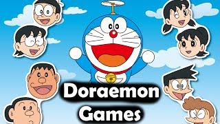 Doraemon Games - Retro View