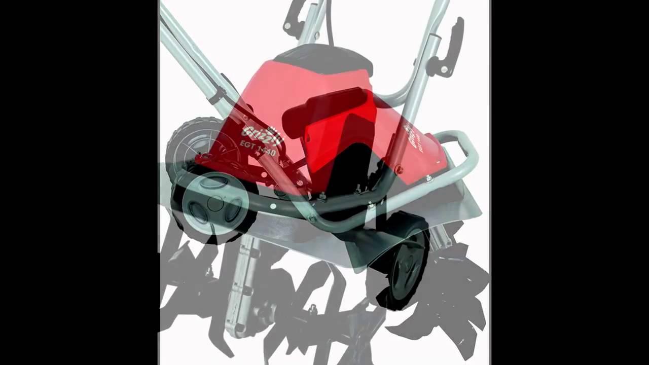 GRIZZLY Motorhacke EGT 1440