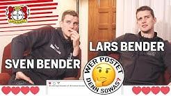"""""""Hat der einen Hund?"""" 😳   Sven Bender & Lars Bender in """"WER POSTET DENN SOWAS?"""""""