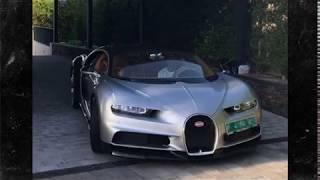 Cristiano Ronaldo Buys $3Million 2017 Bugatti Chiron - The Most Expensive Car In The World