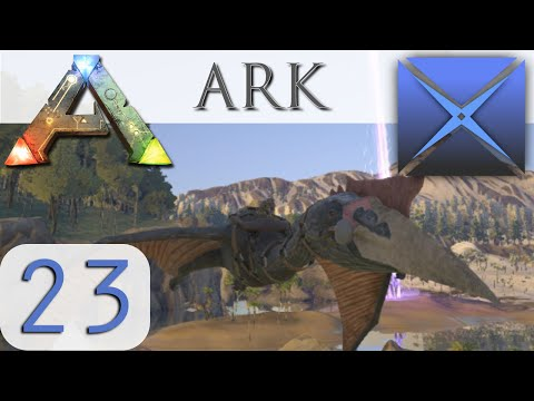 ARK: Survival Evolved - QUETZAL SADDLE!! E23 ( Gameplay )