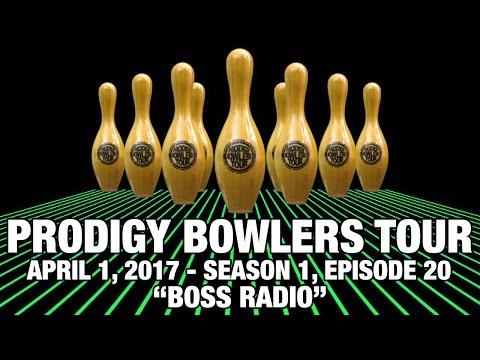 """PRODIGY BOWLERS TOUR -- 04-01-2017 """"BOSS RADIO"""""""
