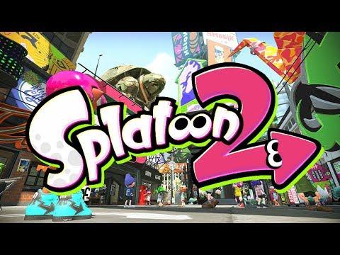 Splatoon 2 OST - Final Boss ~ Part 2 ( Tidal Rush )