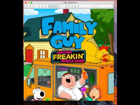 Family Guy - Another Freakin' Mobile Game Levels 1-10 (with All Animation!)