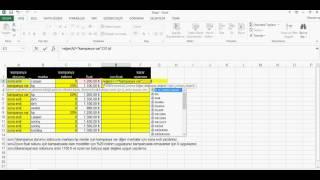 Excel Eğer Formülü Anlatımı 2