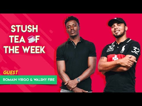Romain Virgo & Walshy Fire Interview