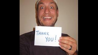 COACH DJ Friday Fun Email #4 - November 28, 2014: THANK YOU Thumbnail