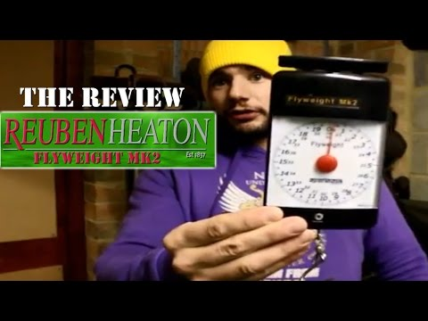 **Reuben Heaton** | Flyweight MK2 Scales |  Product Review