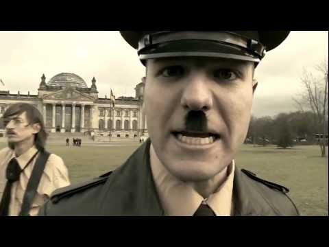 Adolf Hitler Rockhits: Wir sind Helden - Denkmal (Offizielles Musikvideo / Parodie)